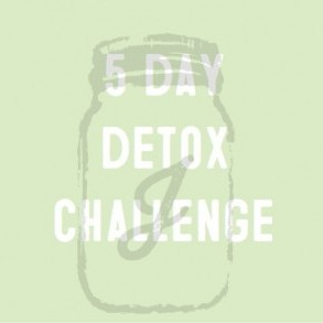 5 day detox blue
