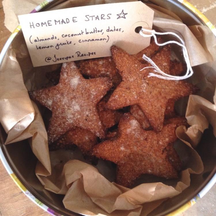 Homemade Stars