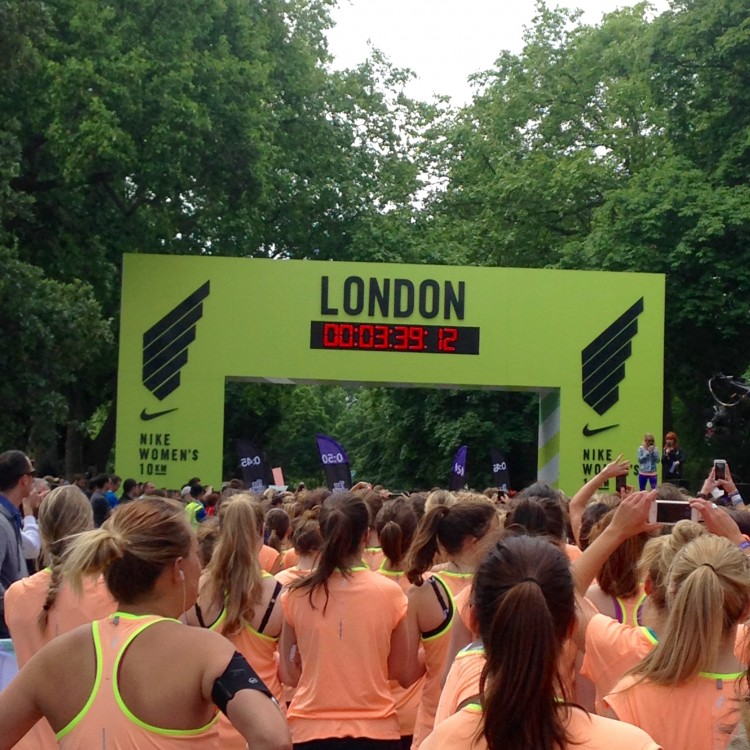 tips for staying fit, nike marathon