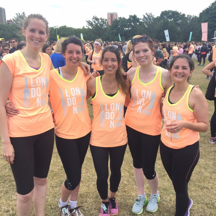 Nike 10km run, staying fit exercises