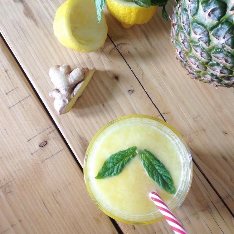 Gut healing juice