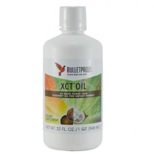 XCT oil healthy lifestyle