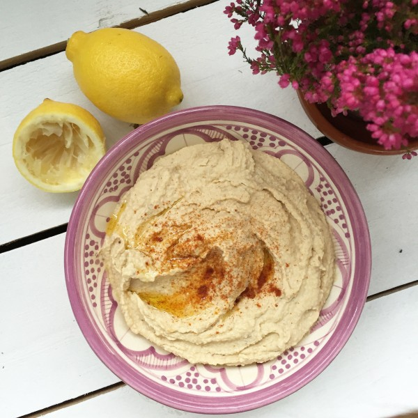 Kalamata Olive Hummus
