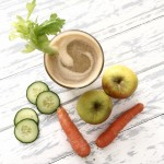 Triple Greens & Carrot Detox Juice