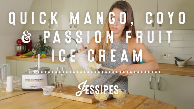 Mango Ice Cream Title