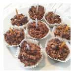 Irresistable carrot cake muffins