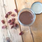 Pecan spiced nut butter